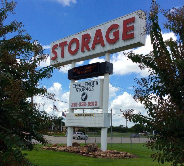 Challenger Storage